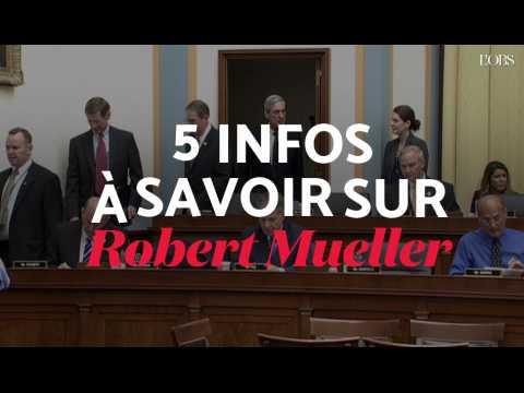 5 infos à savoir sur le procureur spécial Robert Mueller