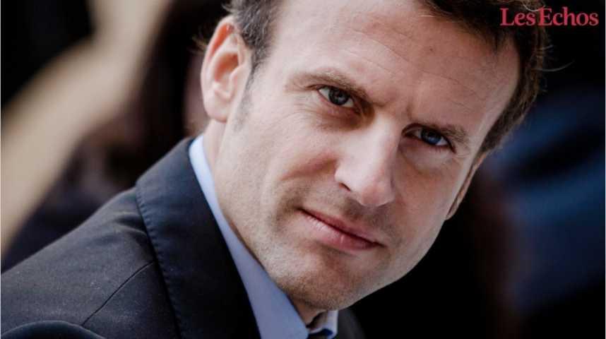 Illustration pour la vidéo Sondage : pas d'état de grâce pour le tandem Macron-Philippe