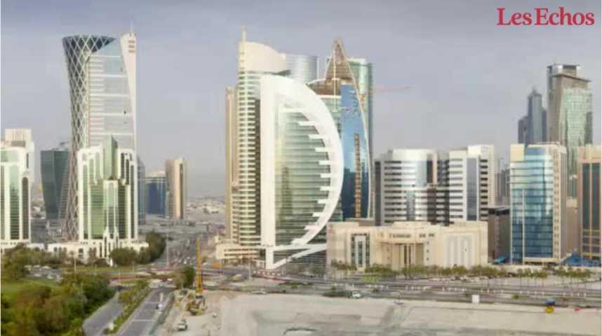 Illustration pour la vidéo Pourquoi le Qatar est-il au centre d'une crise majeure avec ses voisins ?