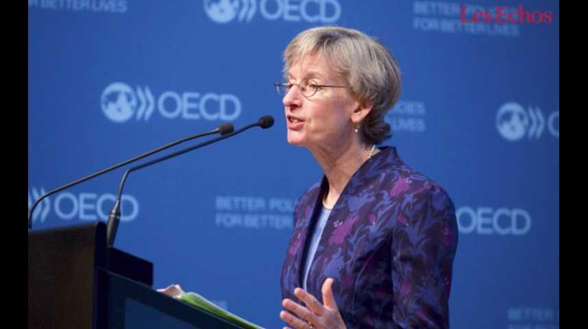 Illustration pour la vidéo OCDE : les prévisions de croissance mondiale au plus haut depuis 2011