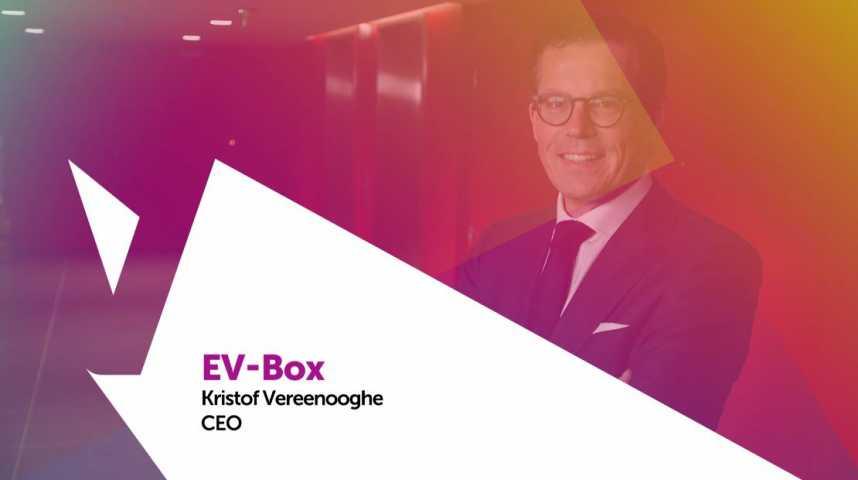 Illustration pour la vidéo Viva Technology - ENGIE présente EV-Box, la startup qui recharge votre véhicule électrique