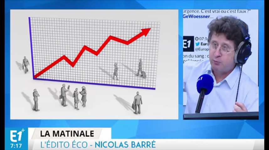Illustration pour la vidéo Pourquoi les créations d'emplois enregistrent de bons chiffres depuis un an