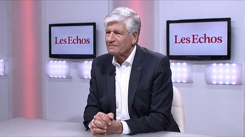 Illustration pour la vidéo VivaTech : «il est indispensable que la France ait son grand événement» (Maurice Levy)