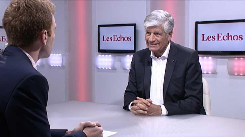Illustration pour la vidéo VivaTechnology: «il est indispensable que la France ait son grand événement» (Maurice Levy)