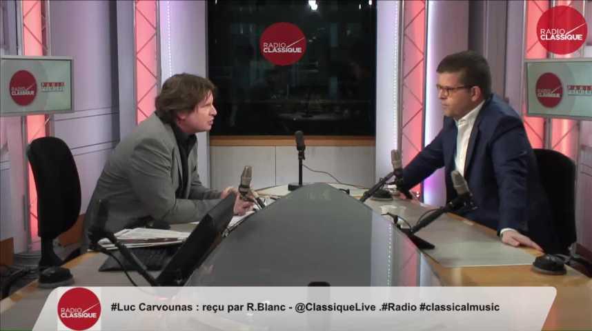 Illustration pour la vidéo « Je souhaite que François Bayrou sorte de son silence » Luc Carvounas (26/05/2017)
