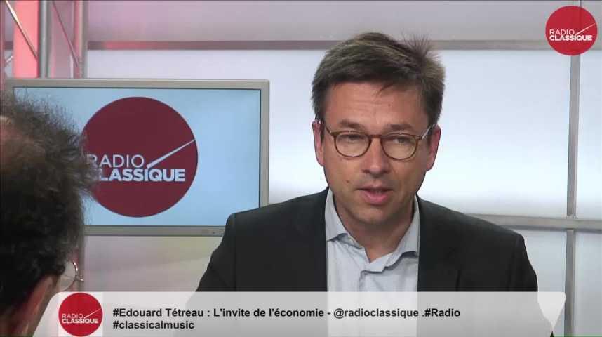 Illustration pour la vidéo « Un parti est mort et enterré, c'est le Parti socialiste, non les Republicains » Edouard Tetreau (10/05/2017)