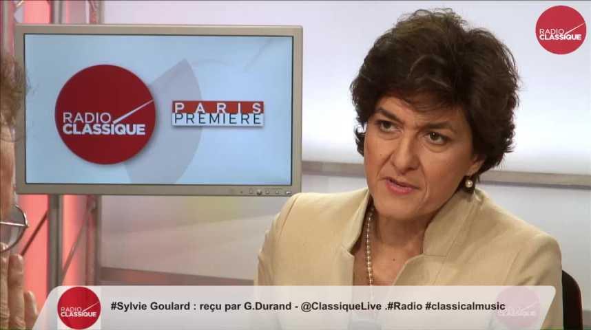 Illustration pour la vidéo « La parité est un élément de modernité et de justice mais doit être couplée à la compétence » Sylvie Goulard (10/05/2017)