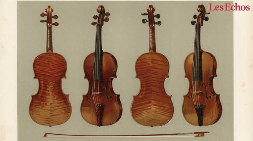 Illustration pour la vidéo La supériorité des violons Stradivarius remise en question