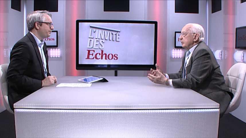 """Illustration pour la vidéo Jacques de Larosière : """"Emmanuel Macron est en capacité de renouer le dialogue avec les Européens"""""""