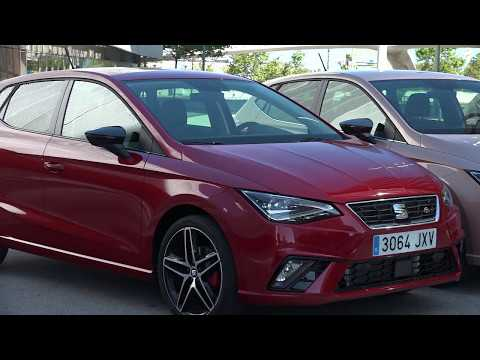 Seat Ibiza 1.0 TSI 115 PS Review & Driving Report 2017 | AutoMotoTV