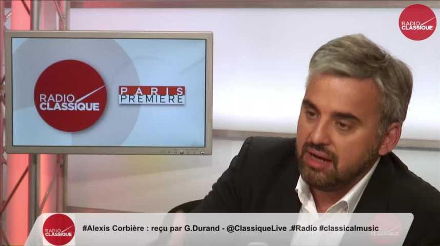 """Illustration pour la vidéo """"Emmanuel Macron ne sera pas aussi facilement majoritaire à l'Assemblée"""" Alexis Corbière (12/05/2017)"""