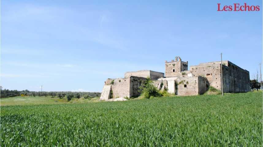 Illustration pour la vidéo Comment devenir propriétaire d'un château en Italie, sans rien débourser