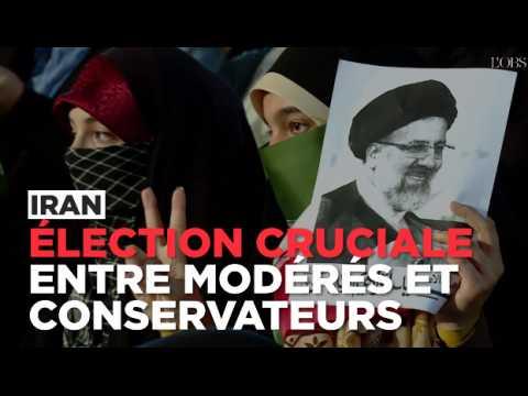 Modéré ou conservateur ? les Iraniens élisent leur président