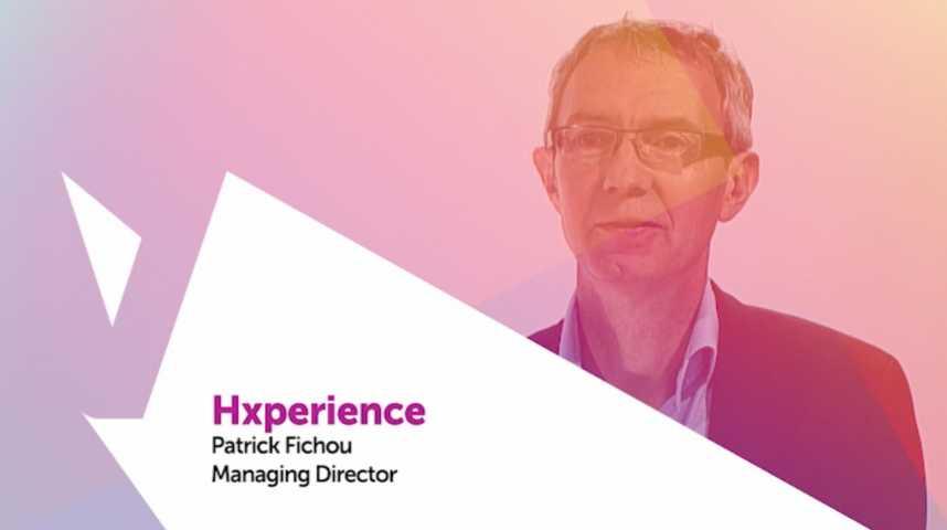 Illustration pour la vidéo SNCF présente Hxperience, la startup qui conçoit et opère des services numériques pour les bâtiments