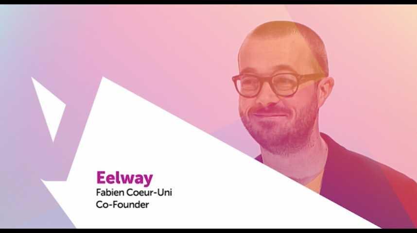 Illustration pour la vidéo SNCF présente Eelway, la startup qui propose un service de consigne mobile à la descente du train