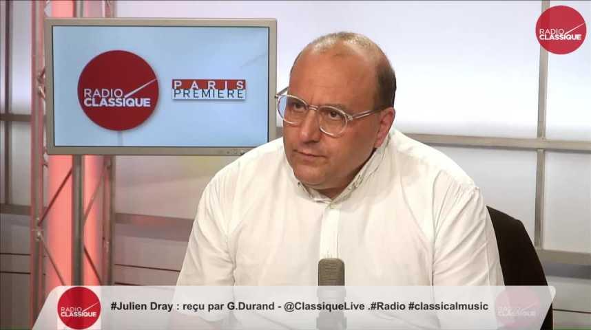 Illustration pour la vidéo « La dernière année du quinquennat de François Hollande a été catastrophique » Julien Dray (01/06/2017)