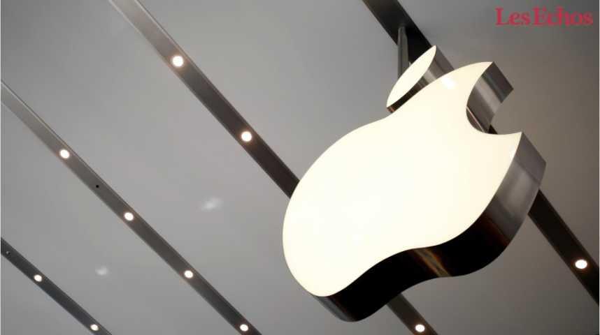 Illustration pour la vidéo Apple est assis sur 250 milliards de dollars de cash
