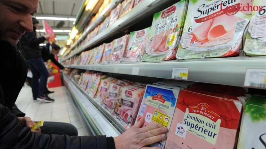Illustration pour la vidéo En France, le jambon n'a plus la cote…