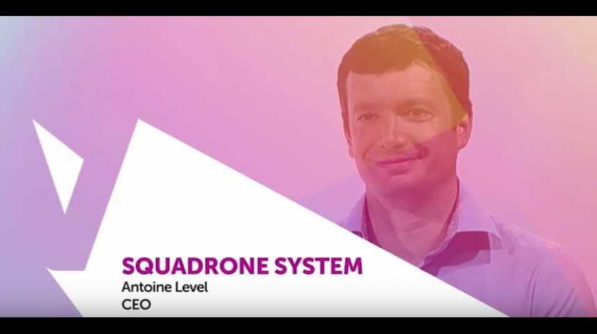 Illustration pour la vidéo Viva Technology - RATP présente Squadrone System et ses drones autonomes au service des industriels