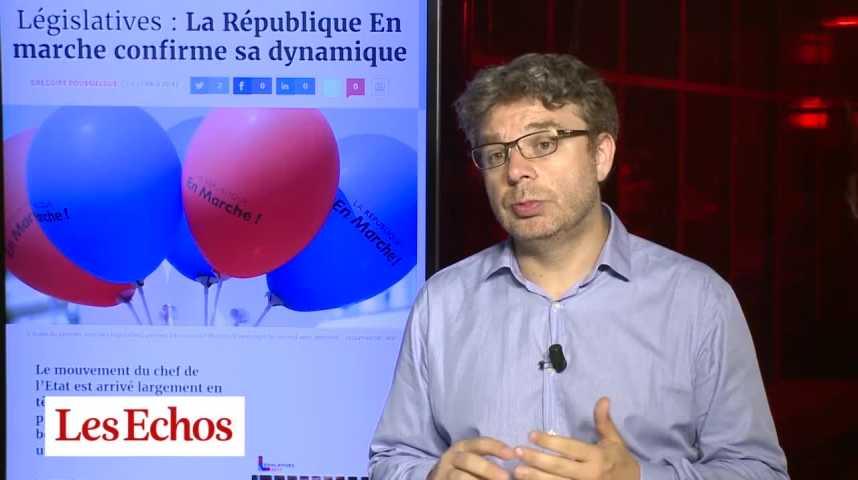 """Illustration pour la vidéo Législatives : """"une amplification de la présidentielle"""""""