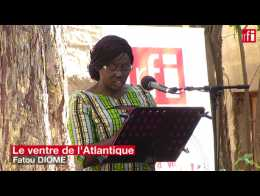 """Le ventre de l'Atlantique"" de Fatou Diome (Sénégal/France)"