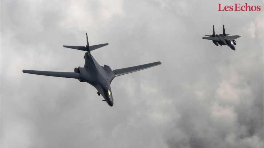Illustration pour la vidéo Corée du Nord : Tokyo veut un budget militaire record