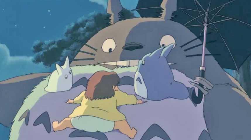 Mon voisin Totoro - Bande annonce 2 - VF - (1988)