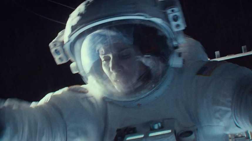 Gravity - Bande annonce 5 - VO - (2013)