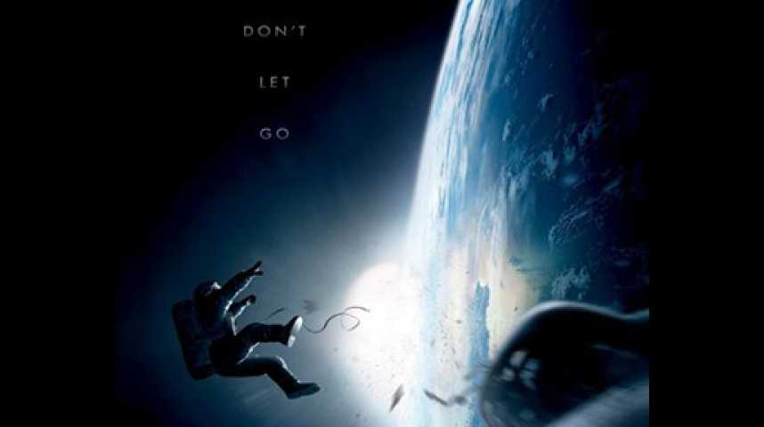 Gravity - Bande annonce 3 - VO - (2013)