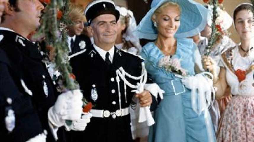 Le Gendarme se marie - bande annonce - (1968)