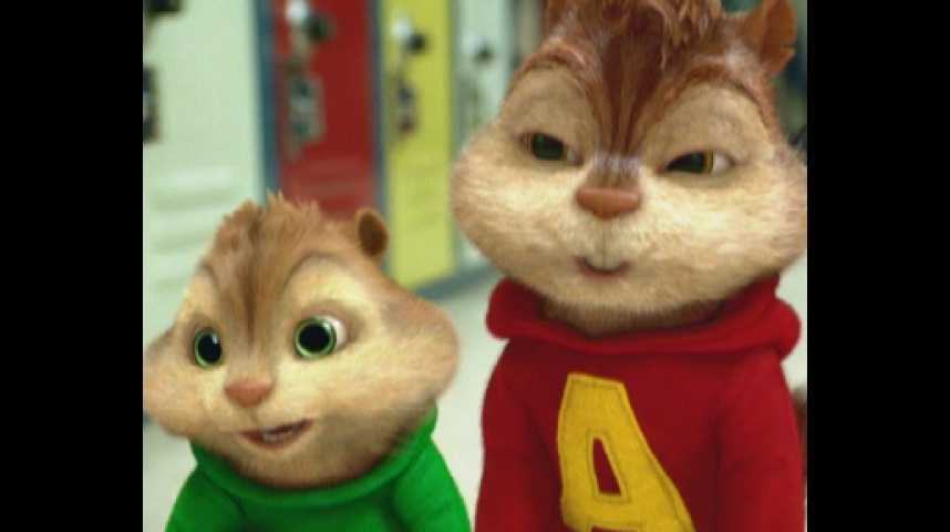 Alvin et les Chipmunks 2 - Bande annonce 1 - VF - (2009)