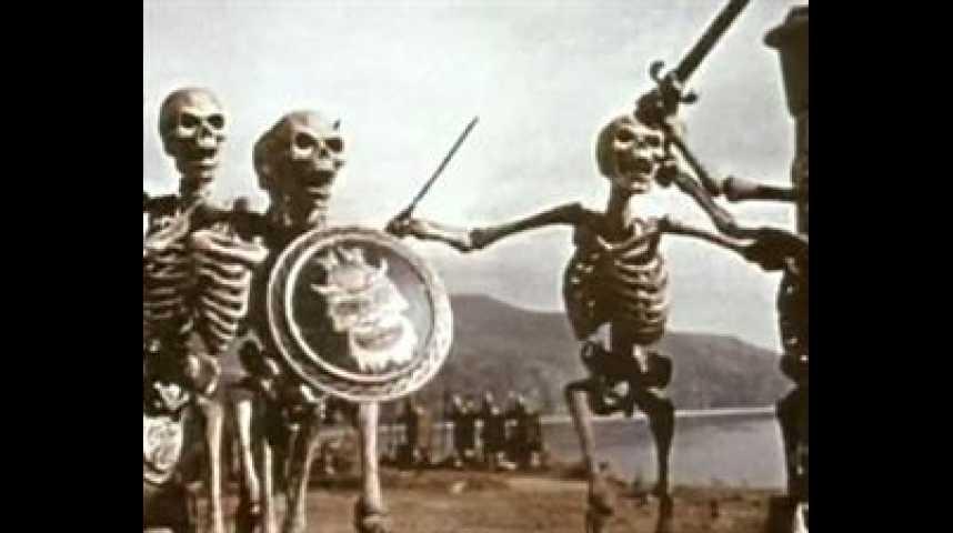 Jason et les Argonautes - bande annonce 2 - VOST - (1963)