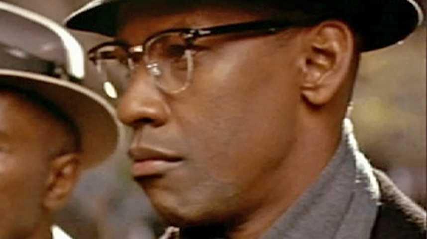 Malcolm X - Bande annonce 2 - VF - (1992)