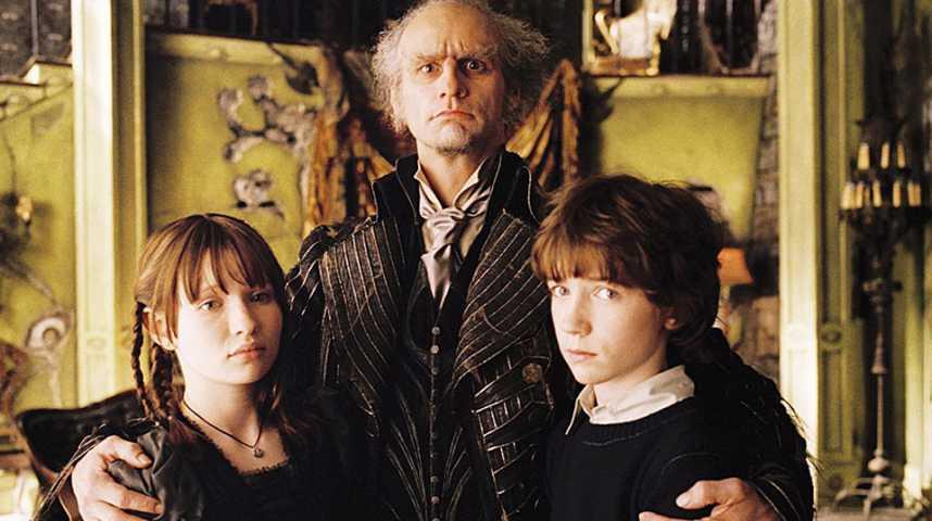 Les Désastreuses aventures des orphelins Baudelaire - Bande annonce 1 - VF - (2004)