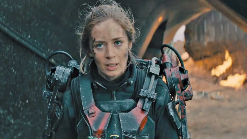 Edge Of Tomorrow - bande annonce 3 - VO - (2014)