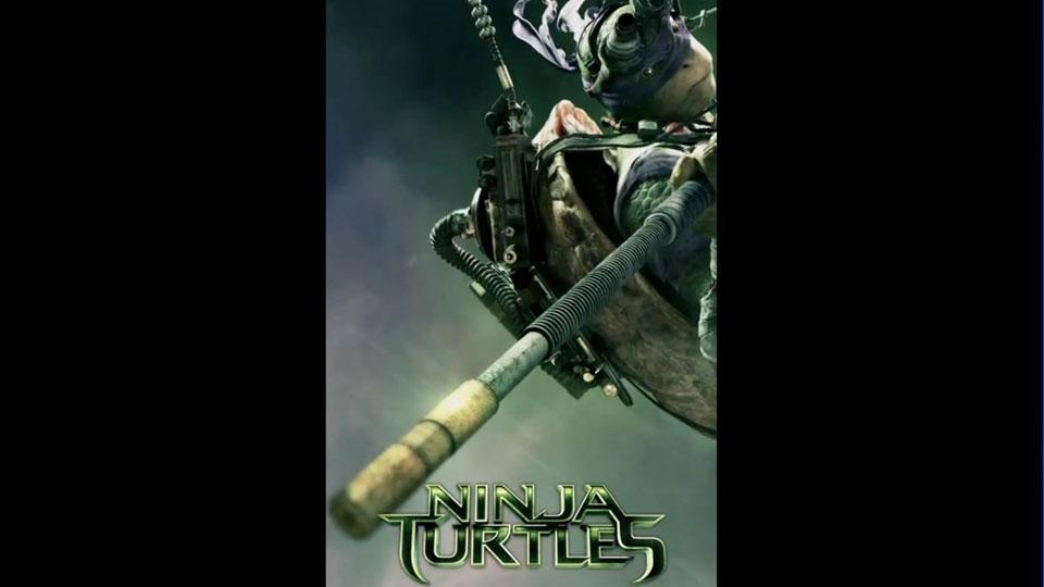 Ninja Turtles - teaser 2 - VF - (2014)
