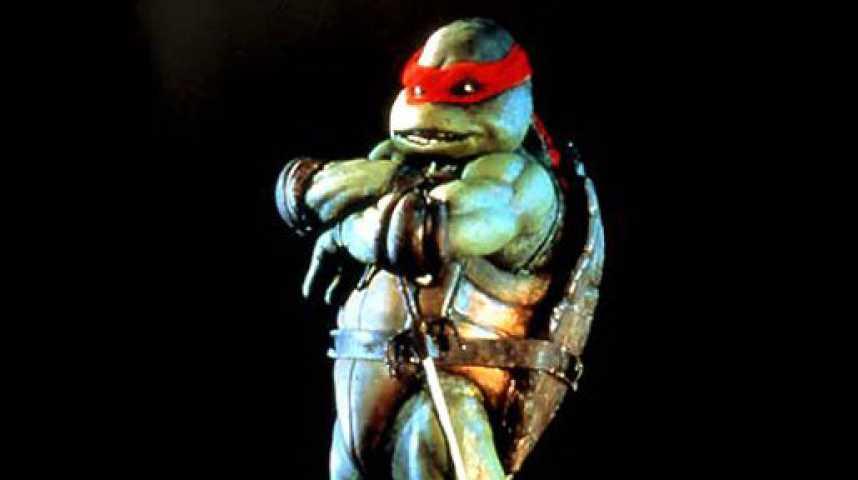 Les Tortues Ninja - bande annonce - (1990)