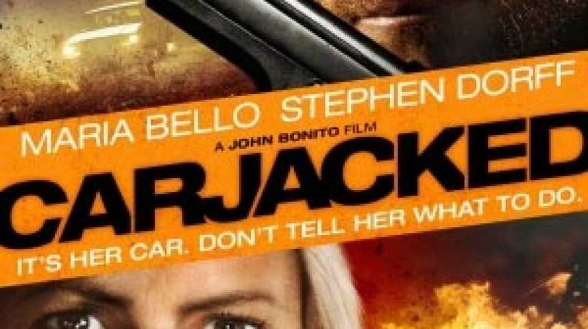 Carjacked - bande annonce - VO - (2011)