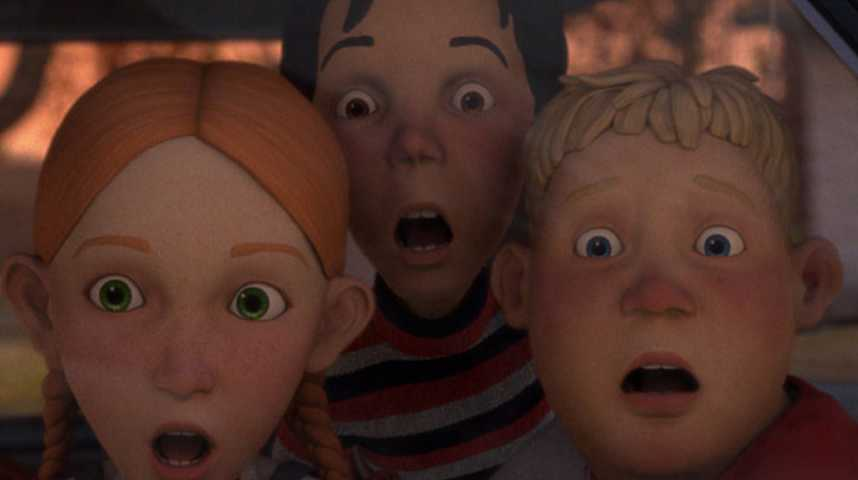 Monster House - Bande annonce 3 - VF - (2005)