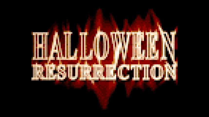 Halloween resurrection - Bande annonce 1 - VF - (2002)