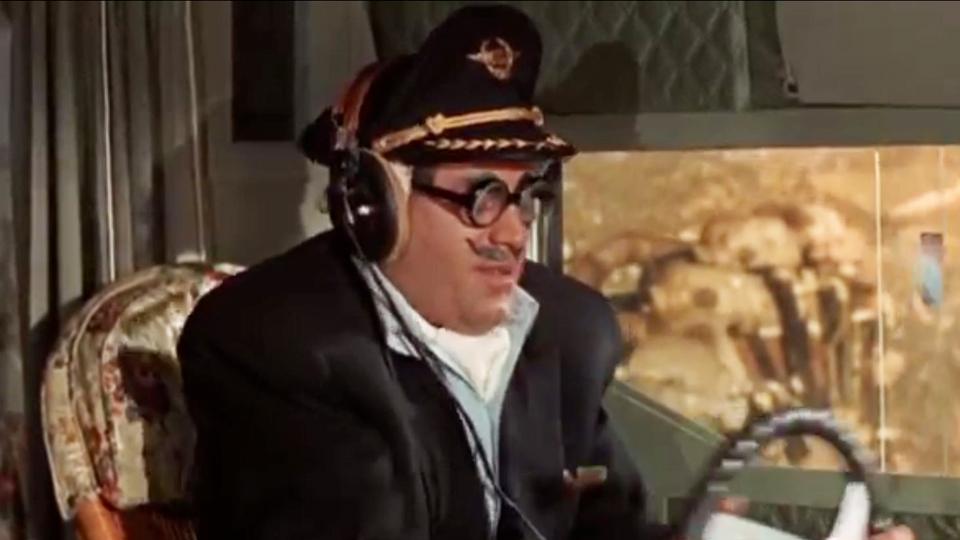 Les Tontons farceurs - bande annonce - VO - (1965)