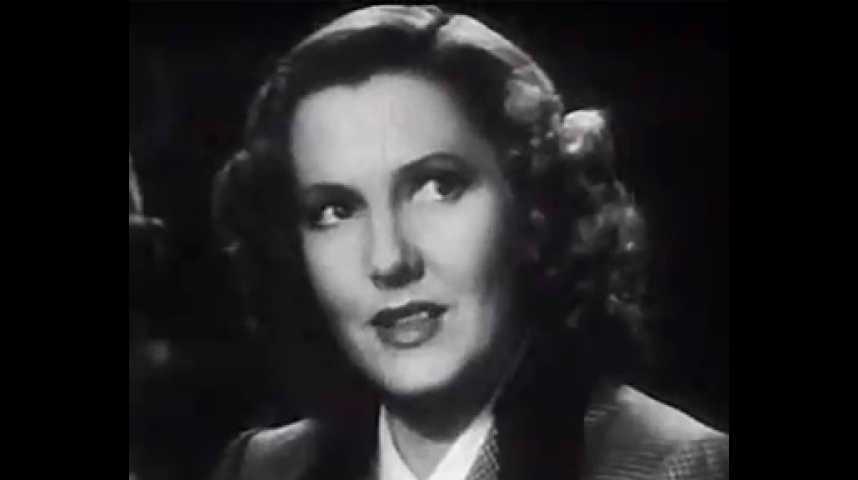 Seuls les anges ont des ailes - Bande annonce 1 - VO - (1939)