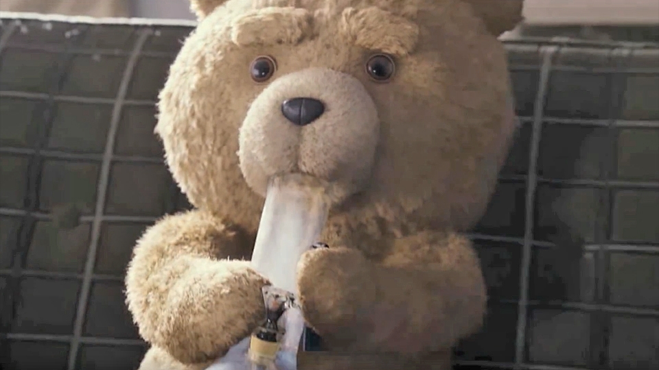 Ted - bande annonce 2 - VF - (2012)