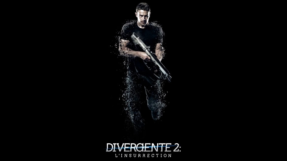 Divergente 2 : l'insurrection - teaser 4 - VF - (2015)