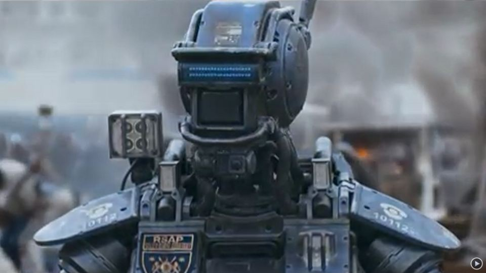 Chappie - bande annonce 2 - VF - (2015)