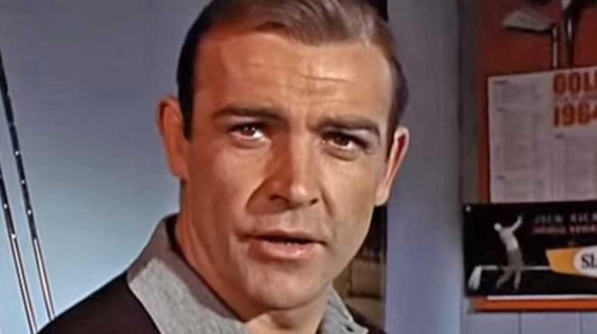Goldfinger - Bande annonce 1 - VO - (1964)