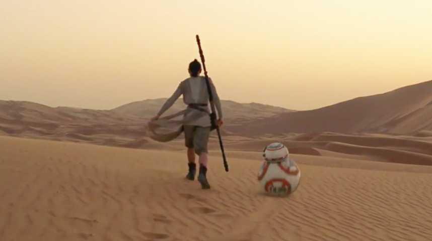 Star Wars - Le Réveil de la Force - Bande annonce 12 - VF - (2015)