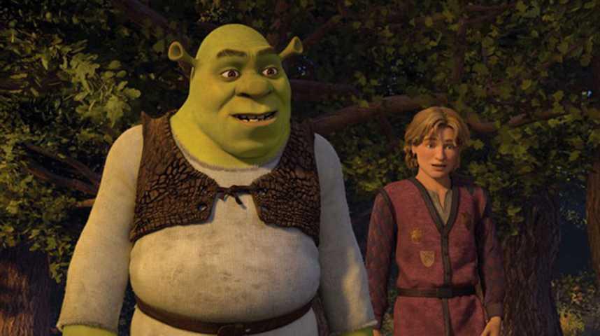 Shrek le troisième - Bande annonce 11 - VF - (2007)
