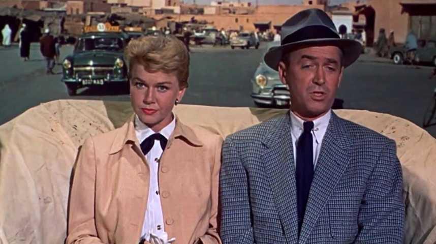 L'Homme qui en savait trop - Bande annonce 2 - VO - (1956)