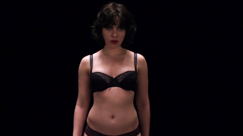 Under the Skin - bande annonce - VO - (2014)